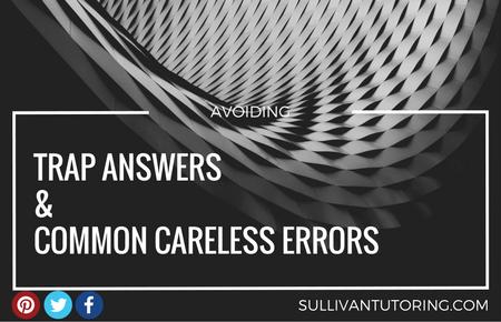 avoiding traps and errors